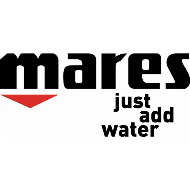 Mares Logo Liquid Art